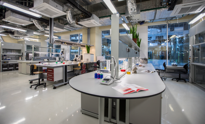 Лабораторное помещение
