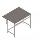 Стол для муфельных печей